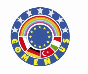 Logo Comenius Progetto multilaterale 2012-14
